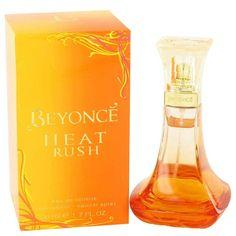 Beyonce Heat Rush by Beyonce Eau De Toilette Spray 1.7 oz