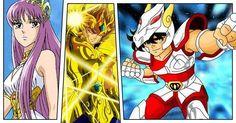 Cavaleiros do Zodíaco é um dos animes mais amados do Brasil. A série possui uma legião de fãs, que a acompanham fielmente desde a época da TV Manchete. Eleve seu cosmo e descubra um pouco mais sobre o desenho e suas diferenças com o mangá.
