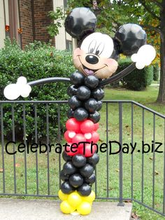 mickey mouse party decoration creative ideas