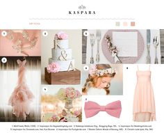 Søt Rosa // Sweet Pink Wedding Inspiration, Sweet, Pink, Fashion, Candy, Moda, Fashion Styles, Fasion, Roses