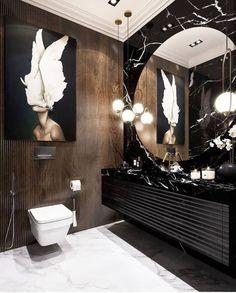 Large Bathrooms, Rustic Bathrooms, Amazing Bathrooms, Small Bathroom, Boho Bathroom, Master Bathrooms, Glamorous Bathroom, Industrial Bathroom, Bad Inspiration