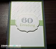 So Viele Jahre Bordueren Und Mehr Einladung 70 Geburtstag Stampinu0027 Up!  Bastelritter | Einladung | Pinterest