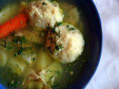 matzo ball soup