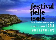 """""""FESTIVAL DELLE ISOLE""""   2014"""