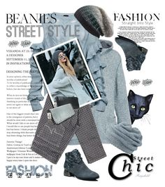 """""""Bad Day Day: Beanies"""" by ragnh-mjos ❤ liked on Polyvore featuring Woolrich, Magda Butrym, Michael Stars, AG Adriano Goldschmied, maurices and Edge Only"""