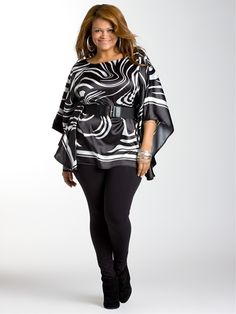 Plus Size Clothing For Women - Click image to find more fashion posts
