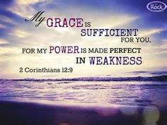his grace is sufficient - - Yahoo Image Search Results