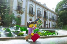 Have you already planned your summer travels?  #Lego #Minifigure #Travel