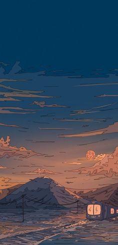 Cute Pastel Wallpaper, Anime Scenery Wallpaper, Landscape Wallpaper, Aesthetic Pastel Wallpaper, Kawaii Wallpaper, Cute Wallpaper Backgrounds, Wallpaper Iphone Cute, Pretty Wallpapers, Cute Cartoon Wallpapers