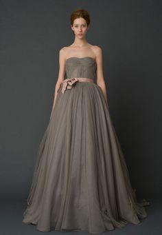 For Patricia......      Vera Wangのウェディングドレス、ブライダルガウン