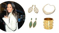Padma Lakshmi's Jewelry Collection For HSN to Launch Soon