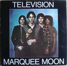 Television - Marquee Moon (Vinyl, LP, Album) at Discogs