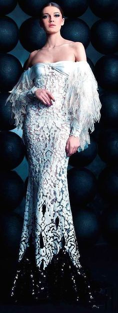 Marriage Design Haute Couture - Natalia Luchinina for My Wedding ...