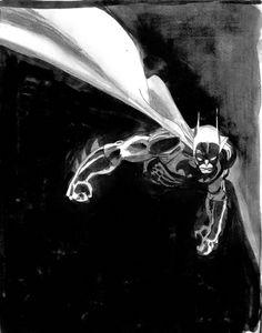 Batman by Tim Sale.