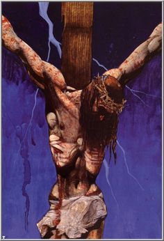 simon_bisley_bible_the_cross_010 | The Art of Simon Bisley