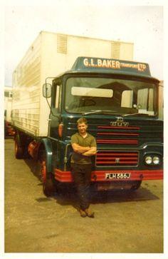 Vintage Trucks, Old Trucks, Old Lorries, Train Car, Commercial Vehicle, Classic Trucks, Buses, Tractors, Transportation