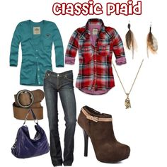 I likely but I don't think I would pull plaid off well