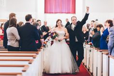 Victory! | Ben Lau Photography | Kenneth Winston Style 1462 #kennethwinston #realbride