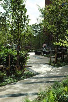 mikyoung kim landscape architecture levinson plaza 08 « Landscape Architecture Works   Landezine