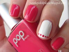 nice I have to say that I don't like one nail done differently, but i like the concep...