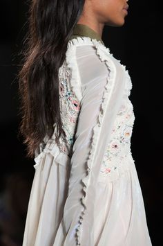 Custo Barcelona at New York Fall 2016 (Details)