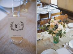 Intimate Sausalito Wedding: Gabrielle + Paul, www.loopflowers.com, photo by The Weaver House
