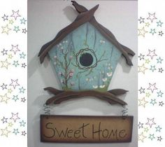 Placa Decorativa R$ 100,00