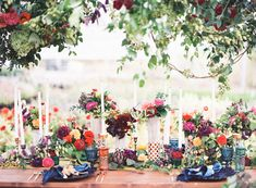 Jewel Tone Wedding | Molly Taylor and Co.