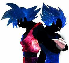 Goku & Vegeta                                                                                                                                                                                 Más