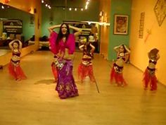 www.LifeMovement.org Kids Belly Dance - YouTube