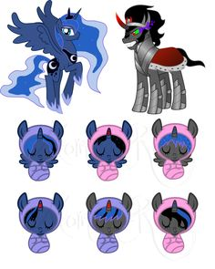 1 is midnight star 2 is shooting star 3 Glitter 4 is Noel 5 is Crystal night 6 nighttime jewel or Ellie My Little Pony List, My Little Pony Pictures, Mlp Adoption, Imagenes My Little Pony, My Little Pony Drawing, Mlp Pony, Beautiful Horses, Cool Art, Pokemon