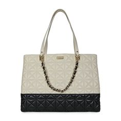 55b9294c05a3 Shop for Open Box - New York Sedgewick Place Francesca Large Tote Bag -  Pale Cream