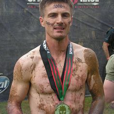 Spartan Pro Racer, Cody Moat – Gnarly Nutrition #spartan #race #obsatacleraceing
