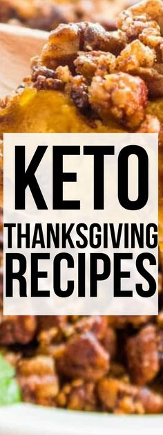 These 7 thanksgiving keto recipes are THE BEST! I'm so glad I found these AWESOME keto recipes that taste so good and are easy to make. Definetely repinning this! #ketosis #ketogenic #ketorecipes