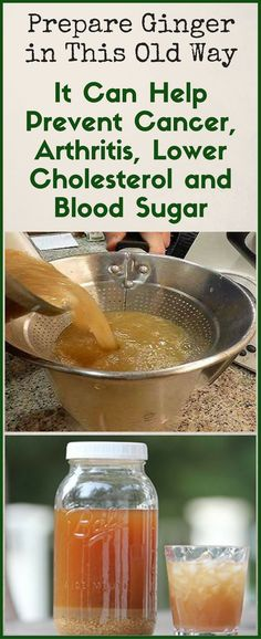 Way and Prevent Cancer, Treat Arthritis, Reduce Cholesterol And Lower Blood Sugar levels