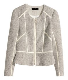 Short Jacket $49.95 | H&M US