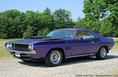1970 Dodge Challenger T/A Maintenance/restoration of old/vintage vehicles: the material for new cogs/casters/gears/pads could be cast polyamide which I (Cast polyamide) can produce. My contact: tatjana.alic@windowslive.com