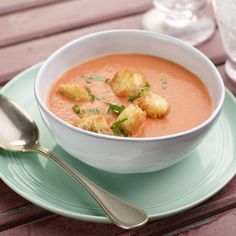 Cream of Fresh Tomato Soup By Ina Garten