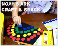 noah's ark craft for kids