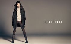 #BOTTICELLI_12FW 12 DPS  #MODEL : #TIANATOLSTOI