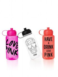 Victorias secret drink bottles