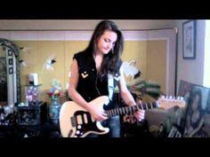 Kelly Rosenthal's 25 Best Guitar Riffs - http://afarcryfromsunset.com/kelly-rosenthals-25-best-guitar-riffs/