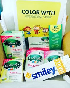 #restoreregularity #freesamples So stoked for this amazing free samples from Smiley360. It helped make my kids more comfortable and that coloring book made everything exciting for them! Thank you so much #Smiley360 and Cuturelle Kids!