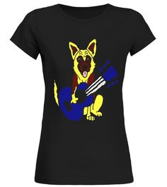 """# Smilemoretees Funny German Shepherd Dog Guitar T-shirt .  Special Offer, not available in shops      Comes in a variety of styles and colours      Buy yours now before it is too late!      Secured payment via Visa / Mastercard / Amex / PayPal      How to place an order            Choose the model from the drop-down menu      Click on """"Buy it now""""      Choose the size and the quantity      Add your delivery address and bank details      And that's it!      Tags: Cute funny German Shepherd…"""