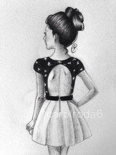 tumblr hipster girl drawing - Google Search