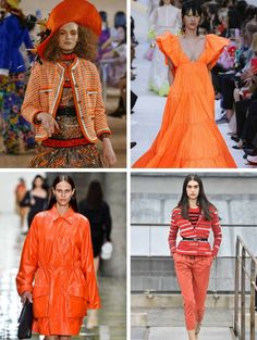 7 Colours Trends That Will Be Everywhere in 2020 Tangerine Color, Satin Midi Skirt, Weather Wear, Warm Weather, 2020 Fashion Trends, Summer Trends, Who What Wear, Color Trends, Spring Summer Fashion