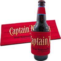 Captain Morgan Slap Koozie