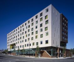 Bud Clark Commons: Architecture to Assist Homeless Individuals in Transition