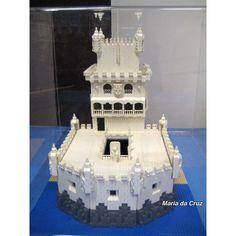 Torre de Belém em lego