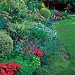 View All Photos | 20 garden border designs | Sunset